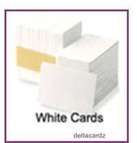 PVC White Thermal Printing Card