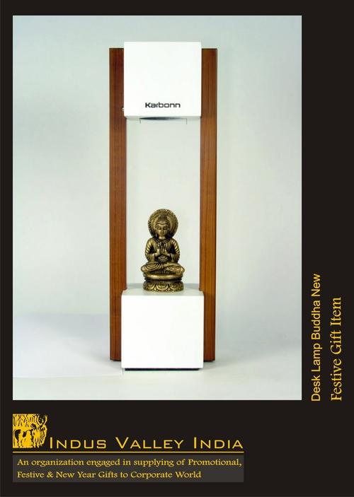 Desk Lamp Buddha New