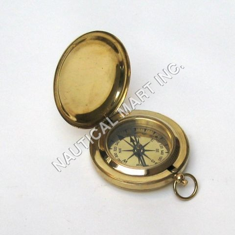 Nautical Brass Dalvey Compass