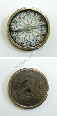 Nautical Zoidic Compass