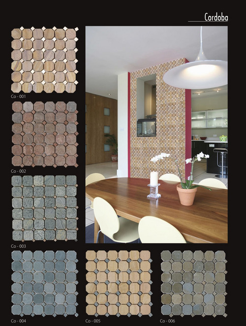 Mosaic Cordoba Tiles