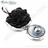 New Coming Pearl & Smokey Quartz Gemstone Silver Pendant