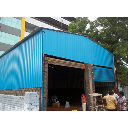 Colour Coated Steel Sheet