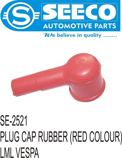 PLUG CAP RUBBER