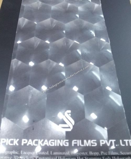 HEXAGON 3D LENS FILMS