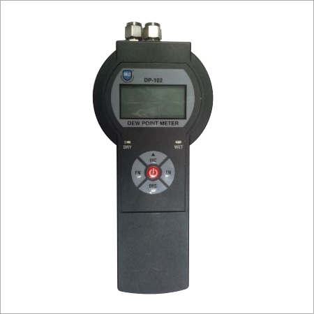 Portable Dew Point Meter