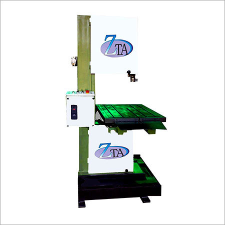 Hydraulic Vertical Bandsaw Machines