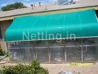 Green Garden Netting