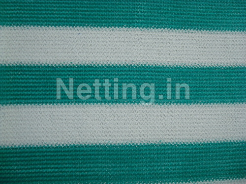 Green Knitted Shade Cloth