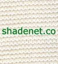 White Shade Net