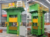 Water Tank Sectional Panel Hydraulic Press