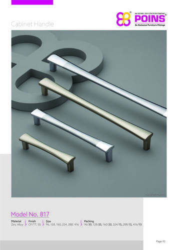 Aluminium Window Handle