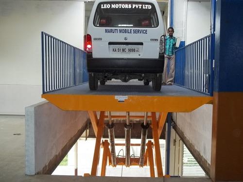 Car Hydraulic Platform