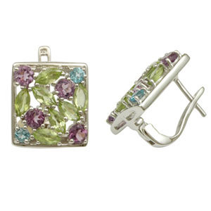 semi-preciousstone jewelry,silver925 jewelry semi
