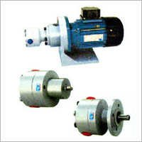 Pump And Motor Pump Assembly