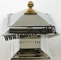Stainless Steel Catering Dish With Serving Pot