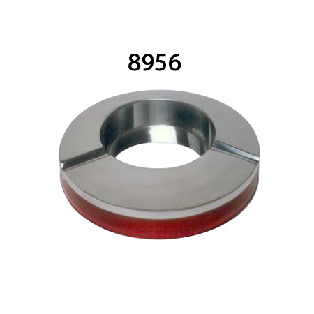 Red Painted Ashtray