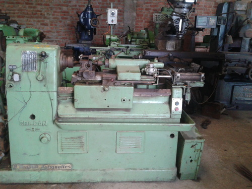 Used Threading Machine