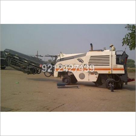 130 F Road Milling Machine On Rent