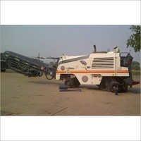 130 F Road Milling Machine