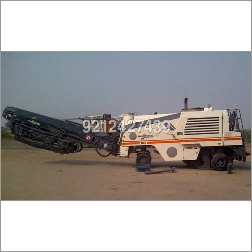 Road Milling Machine Services