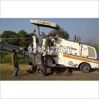Road Milling Machine Hiring Services