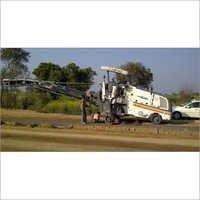 Road Milling Machine Rental