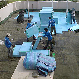 Under Tile Swimming Pool Waterproofing