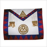 Masonic Chapter Apron