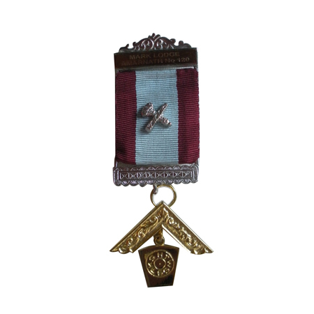 Masonic Founder Jewel