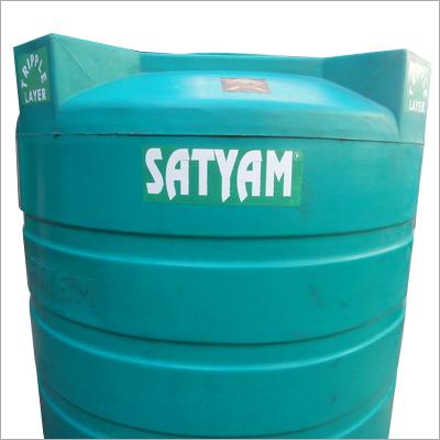 Hdpe Plastic Water Storage Tank