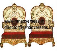 Raja Rani Wedding Chairs