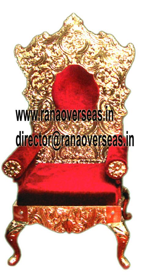 Royal Maharani Wedding Chairs