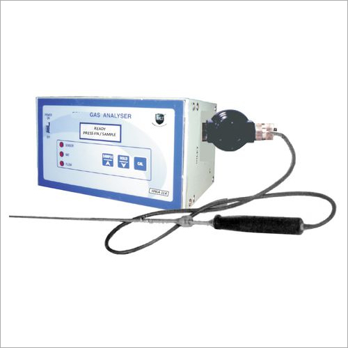 Fuel Efficiency Gas Analyser