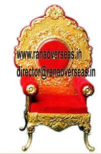 Royal Wedding Maharaja chairs Chair