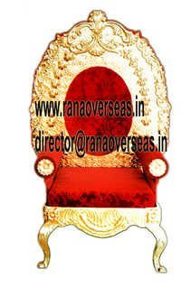 Wedding RajaRani Chairs