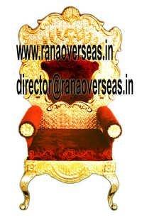 Maharaja Maharani Chairs