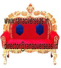 Wedding RajaRani Sofa Sets
