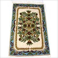 Kashmir Chain Stitch Wool Rugs
