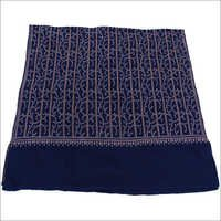100% Pure Kashmir Pashmina Hand Embroidered Hand Woven - Loomed Shawl