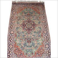 Hand Knotted Pure Silk Carpet