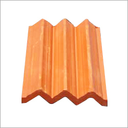 Pyramid Clay Tile