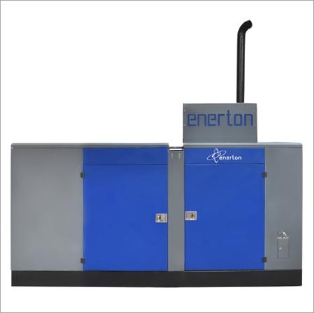 Silent Industrial Generator
