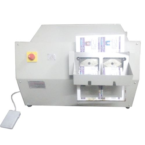 Automatic Electric Dual Die Id Card Cutter