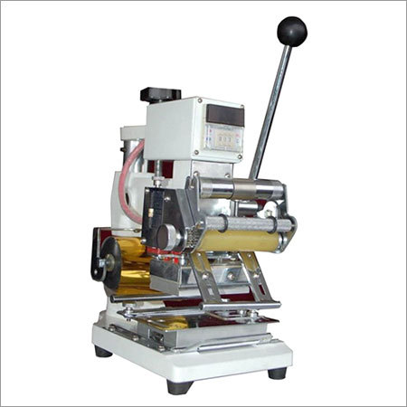Embossed ID Cards Tipping Machines