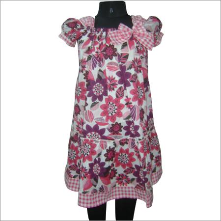 Partywear Girl Flower Dresses