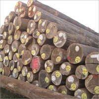 Timber Round Logs