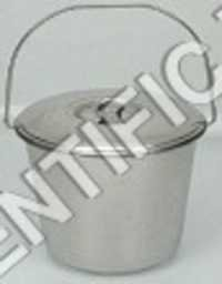 Bucket With Lid (Cover)