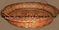 Traditional Bamboo Basket