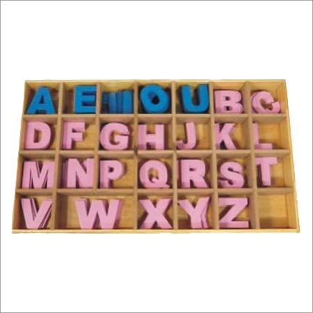 Movable Alphabet Capital